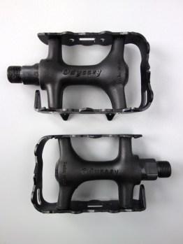 Odyssey Svelte Sport MTB pedals –Black