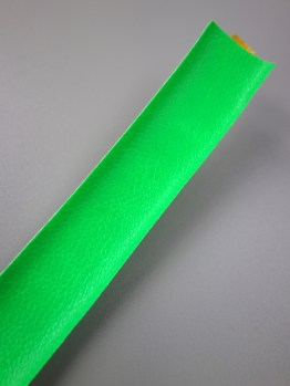 Top Ribbon bar tape – Neon green
