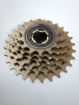 Suntour Alpha 6 speed Accushift freewheel – 14:28