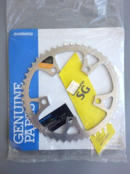 Shimano Deore XT BioPace SG outer chainring (1990)