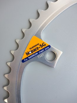 Shimano 105 BioPace SG outer chainring