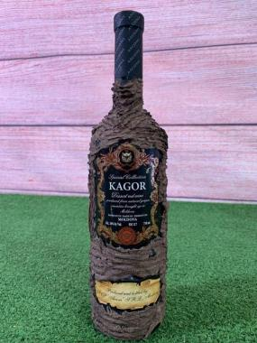 A 75cl bottle of Asconi special collection Kagor dessert red wine - Price Estimate: £ - £