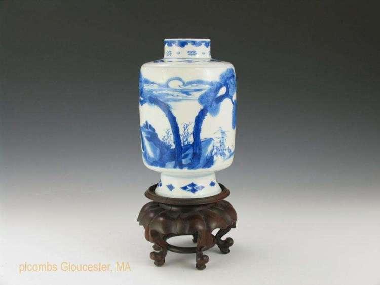 Early 18th C. Chinese Kangxi vase
