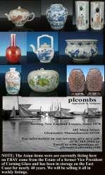 New England Asian Art Estate Auction