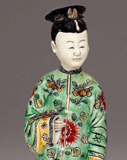 18th C. Chinese Kangxi Famille Verte