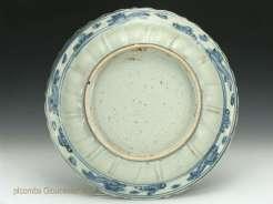 Foot-rim of Ming Plate