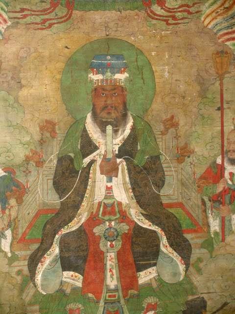 Ming Buddhist Painting