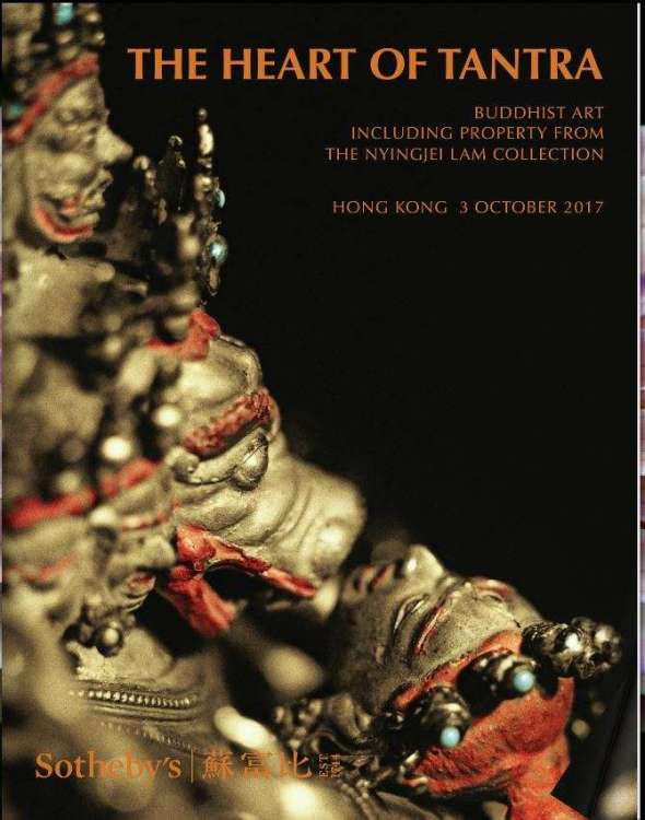 Auction of Buddhist Art