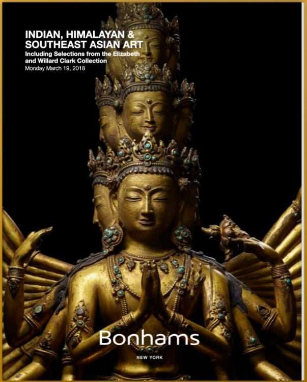 Indian, Himalayan Art and Southeast Asian Art