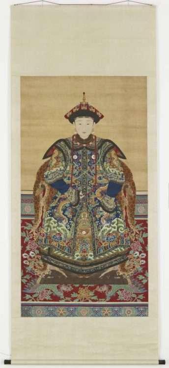 Qing Robe