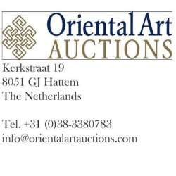 Oriental Art Auctions Chinese-Islamic Art Oct. 17th Netherlands | News