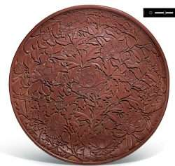 Sotheby's Lot 138, Yuan to early Ming lacquer