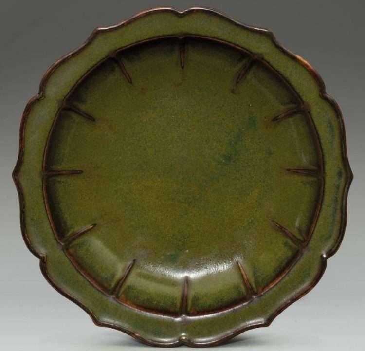 Fine tea dust yongzheng bowl
