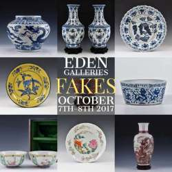 Eden Galleries Auction Of Chinese Porcelain Fakes | October