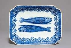 Qianlong fish platter