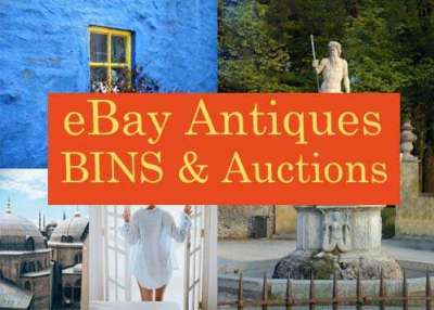 Buy it now and auction Antiques