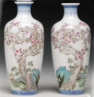 pair vases dd