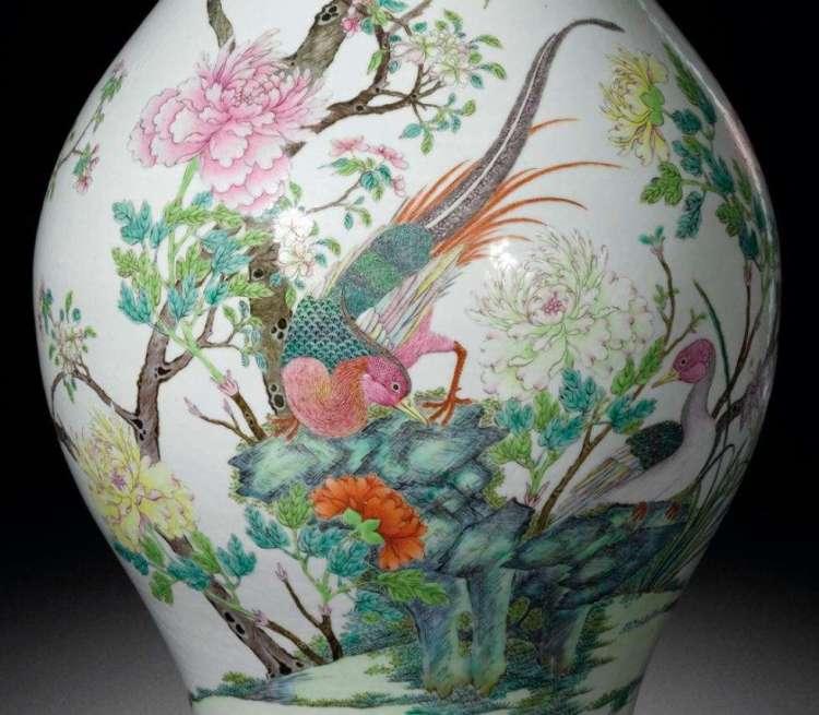 Qianlong period vase