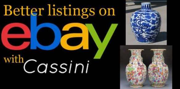 Write Better eBay Asian Antique Auction Listings With Cassini