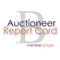 auctioneer report card