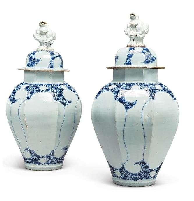 edo porcelain 17th