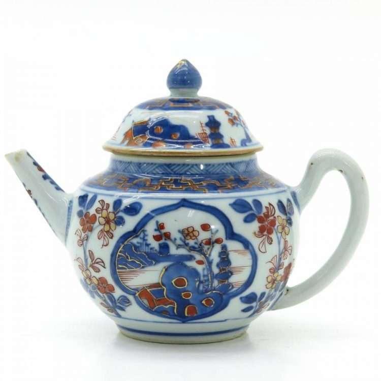 kangxi teapot