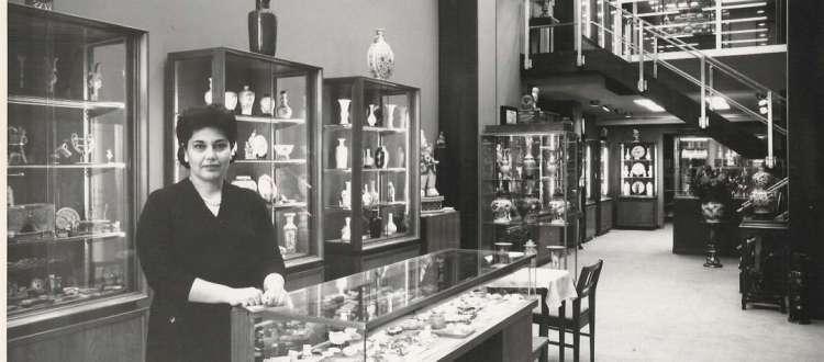Marion Chait, 1962