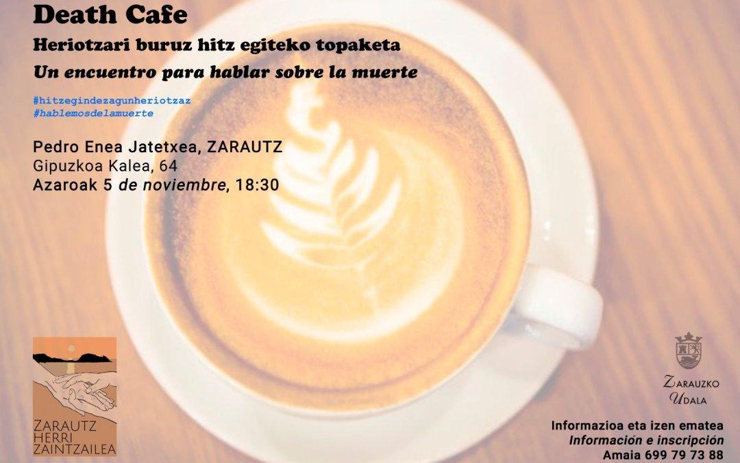 Death  Cafe  Zarautz