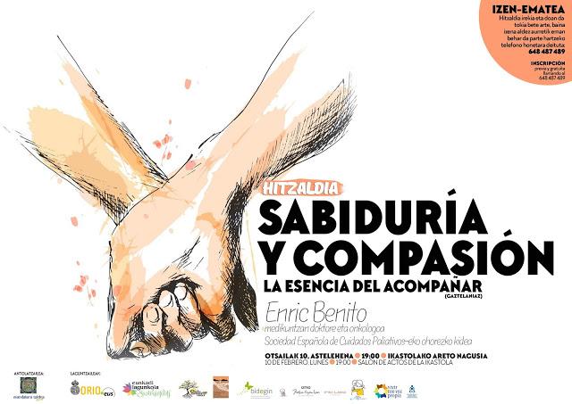 SABIDURIA Y COMPASION Enric Benito