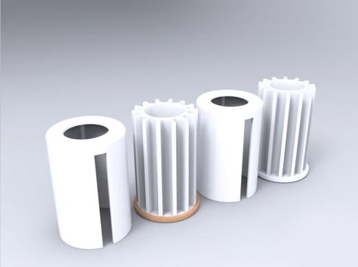Gun Acero/Ceramica