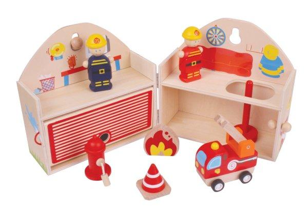 Mini box pompier