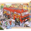 Puzzle 24 pièces pompier