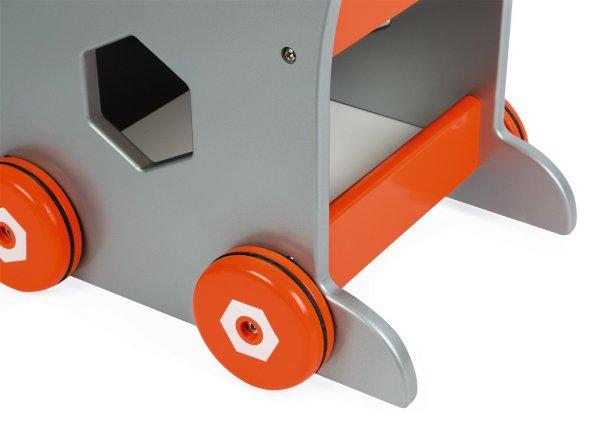 Chariot de bricolage magnétique