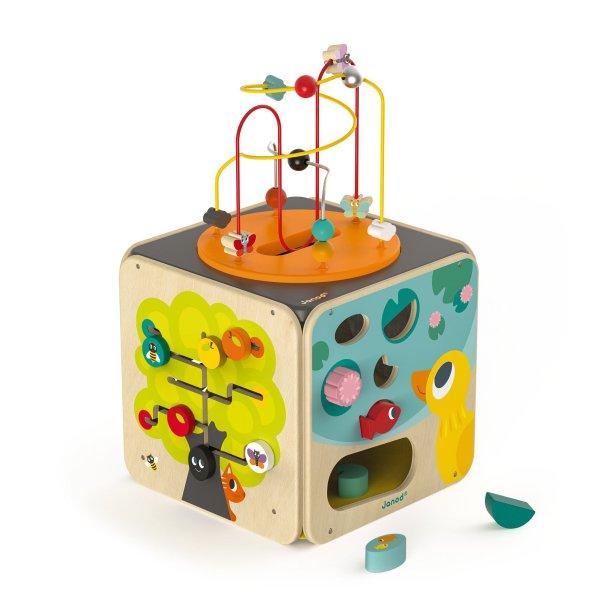 Cube multi-activités, looping d'activités maxi