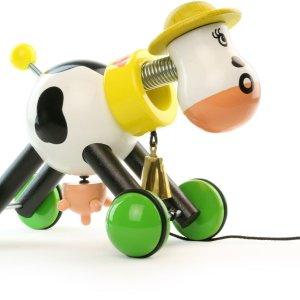 Rosy la vache à tirer