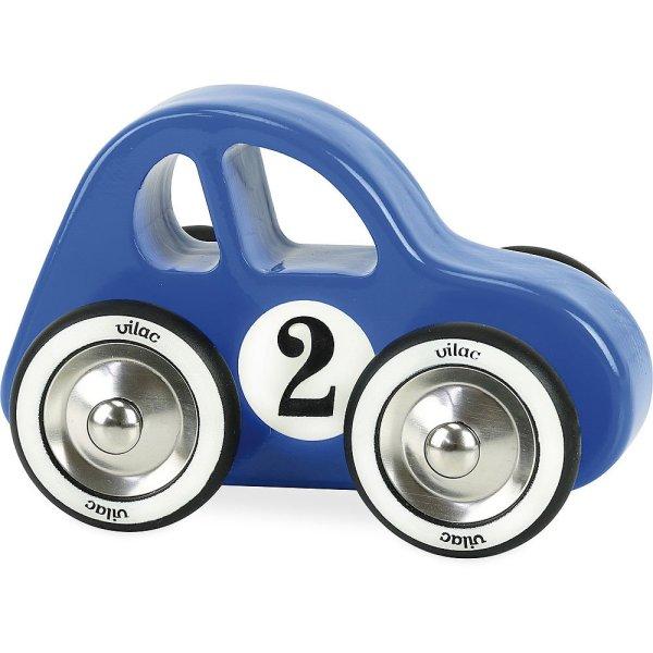 Swing car bleue