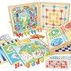 coffret de jeux classiques : 150 règles