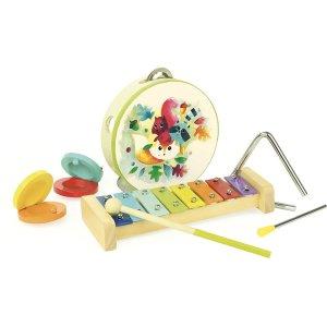 Set d'instruments de musique