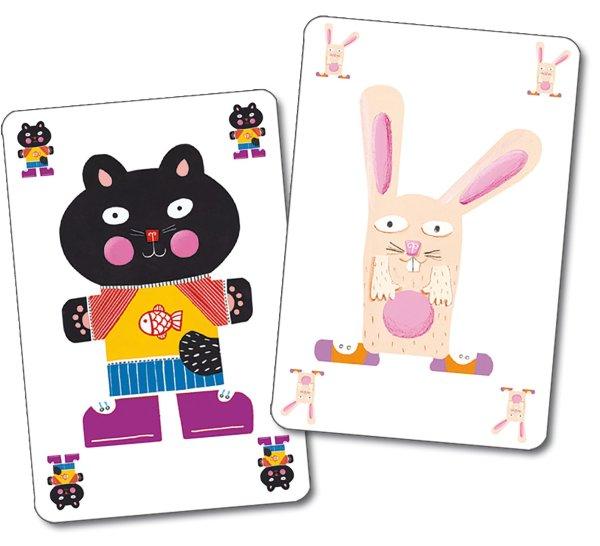 MiniMatch cartes
