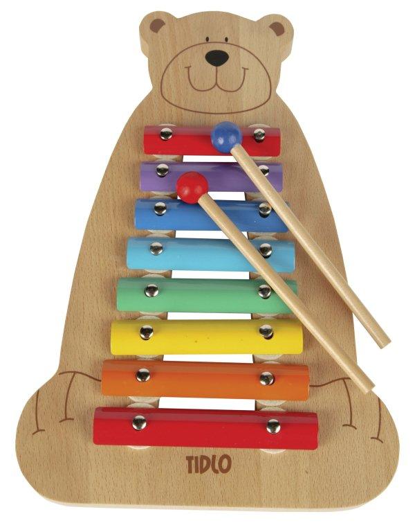 xylophone ours instrument de musique
