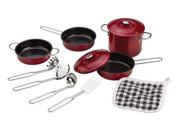 accessoires de cuisine 11 pièces anti-adhésif