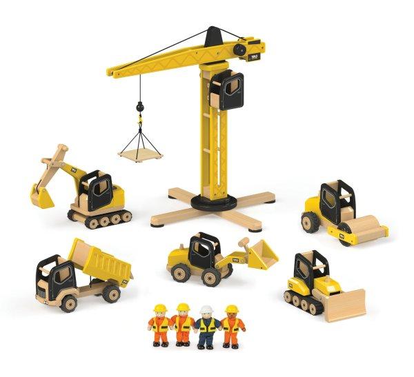 Engins de chantier, grue, bulldozer, tractopelle, camion benne