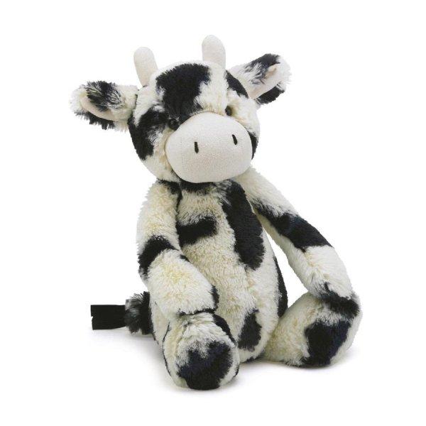 Peluche Animal Bashful Vache Medium 31 cm