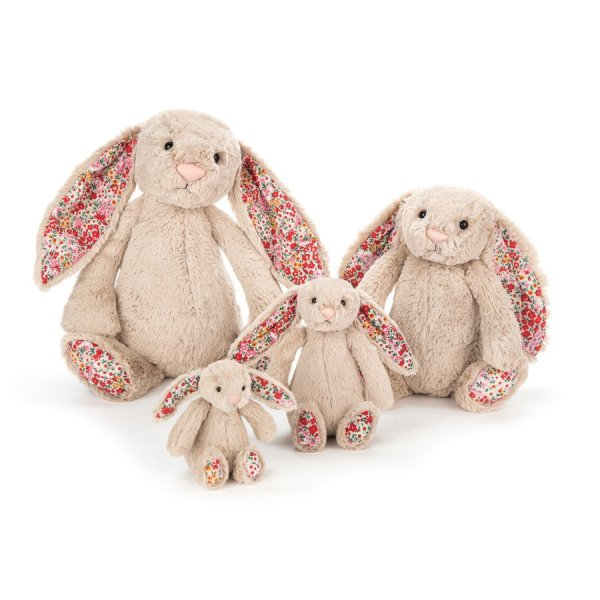 Blossom Bunnies Beige