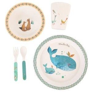 Set de vaisselle pour repas