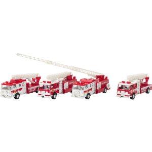 Camion de pompiers sonore