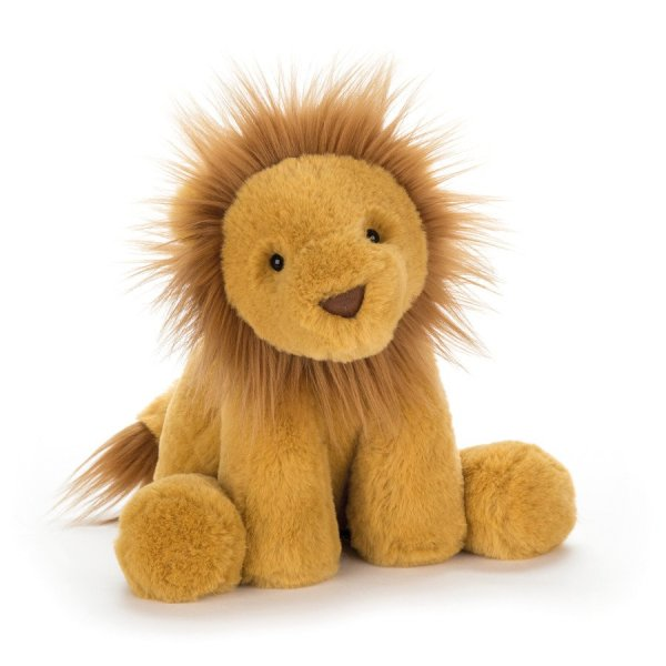 Peluche smudge lion medium Jellycat