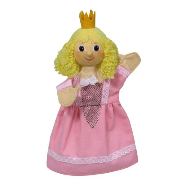 marionnette princesse rose