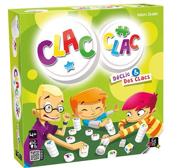 Clac Clac observation et rapidité Gigamic