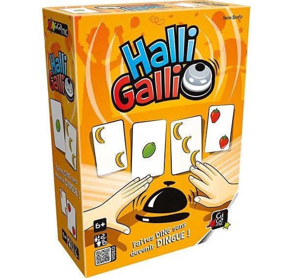 Halli Galli jeu de rapidité Gigamic